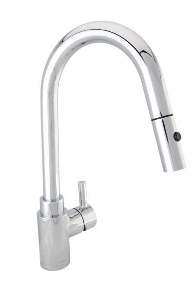 Wicker Park Single Handle Pull Down Kitchen Faucet