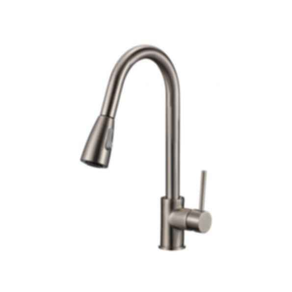 PL-8211 Single Handle Pulldown Spray Kitchen Faucet