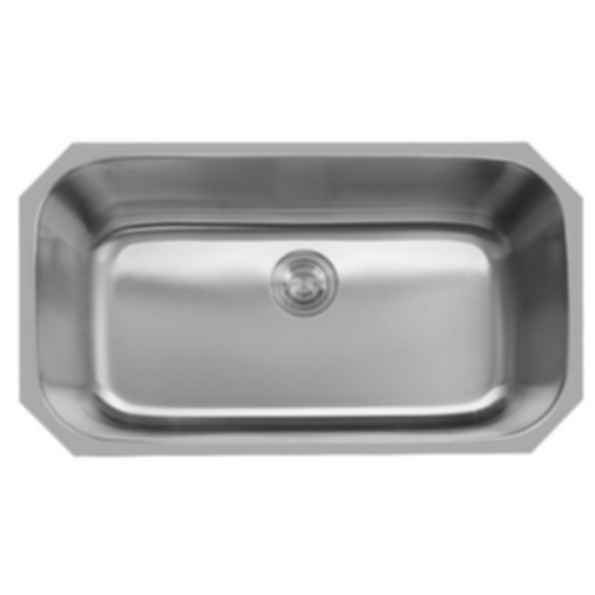 PL-VS3218 Double Bowl Under-Mount Sink