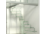 Tropic Glass Staircase