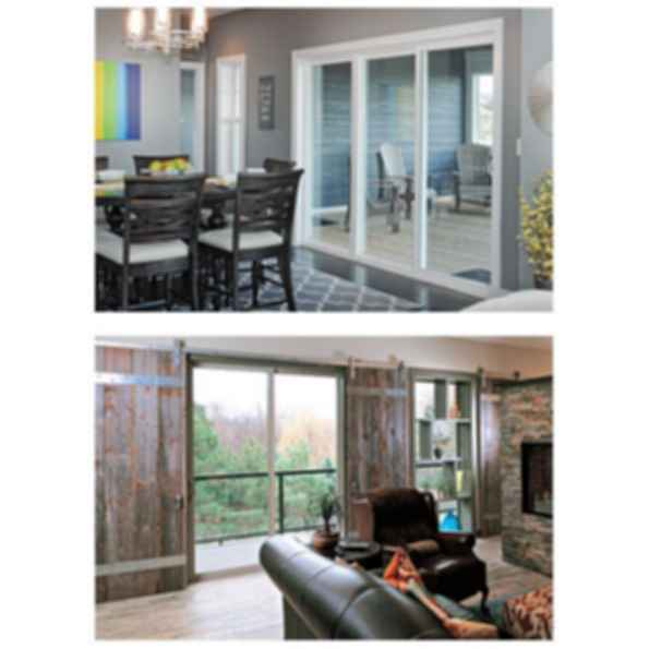 Next Dimension Sliding Patio Door