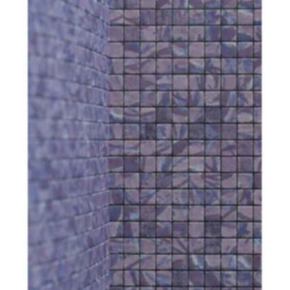 Fortuny Mosaics 1cm Fabric Mosaic in Orfeo