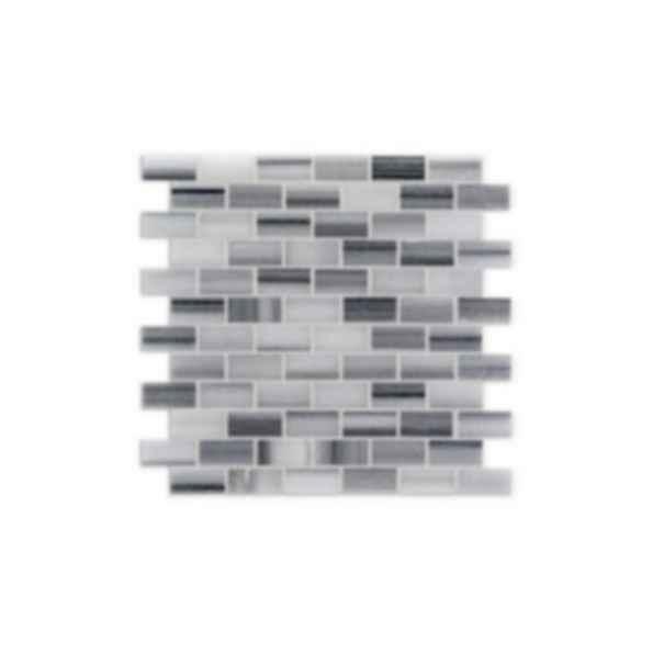 Asher Grey Mosaics Tile