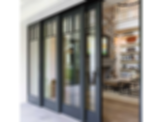 Architect Series® Traditional Wood Multi-Slide and Lift-and-Slide Patio Door