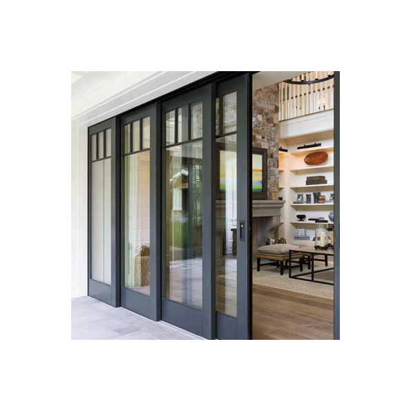 Architect Series® Traditional Wood Multi Slide And Lift And Slide Patio Door