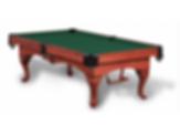 Tiffany Billiard Table