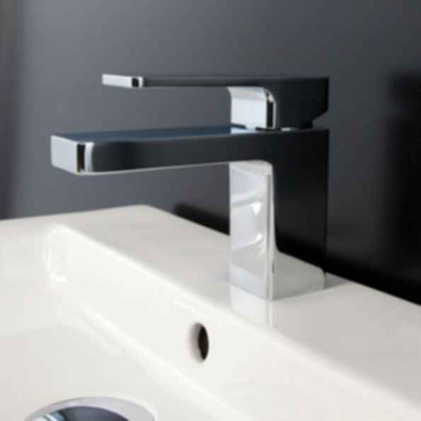Eleganza 1810 Deck-Mount Single-Hole Faucet