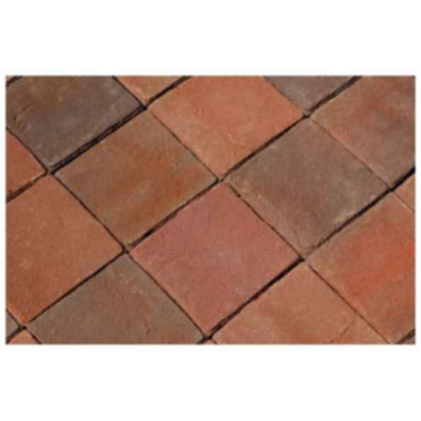Rembrandt 8x8 Red Paver