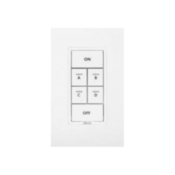 6-Button On-Off Wall Keypad