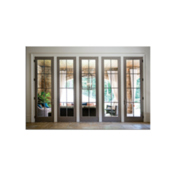 Pinnacle Clad Swinging Patio Door