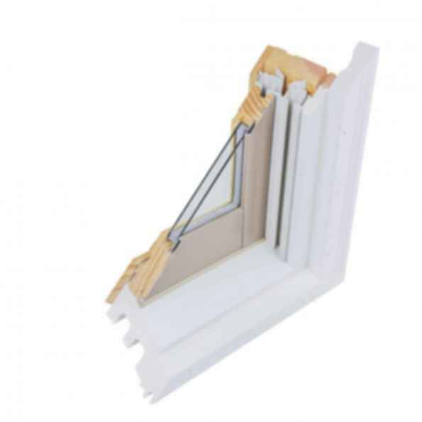 Legend Hybrid Double Hung Windows