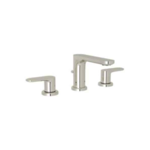Meda Column Spout Widespread Lavatory Faucet