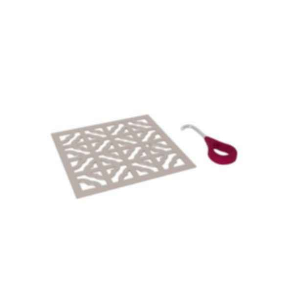 Petal Decorative Drain Cover