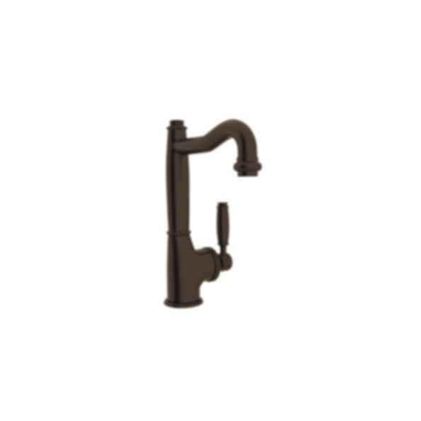 Single Lever Single Hole Bar and Prep Faucet