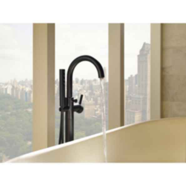 Jason Wu for Brizo™ Single-Handle Freestanding Tub Filler T70175-BL