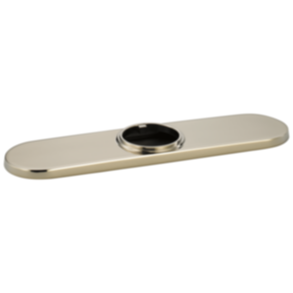 "Brizo Optional 10"" Three Hole Escutcheon RP71451"