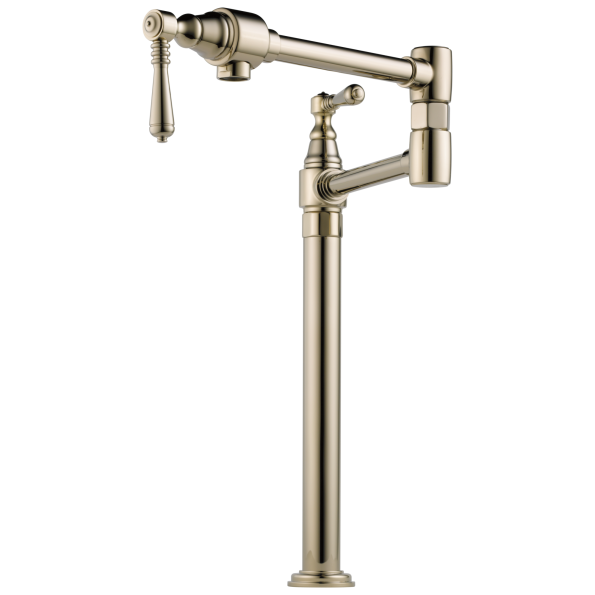 Traditional Deck Mount Pot Filler Faucet 62710lf Modlar Com