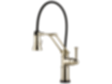 Artesso® Single Handle Articulating Kitchen Faucet with SmartTouch® Technology 64225LF
