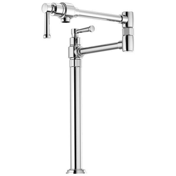 Artesso Deck Mount Pot Filler Faucet 62725lf Modlar Com