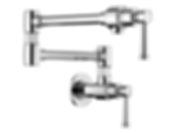 Artesso® Wall Mount Pot Filler 62825LF