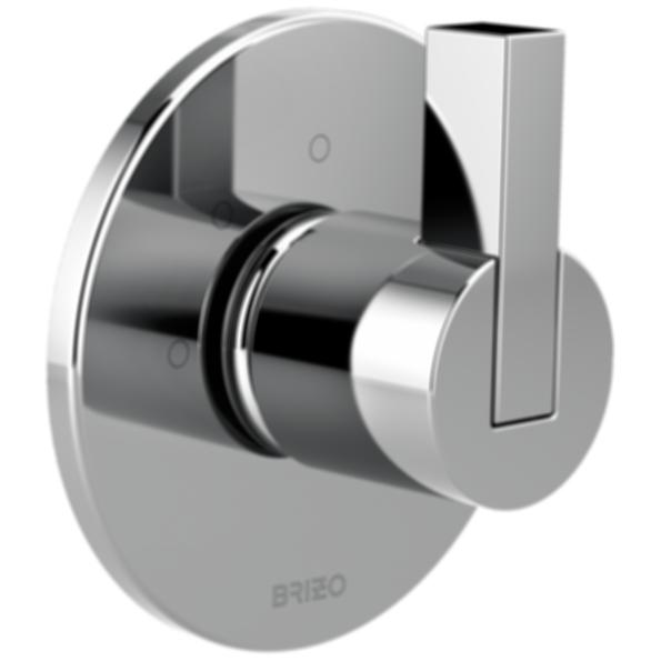 Litze™ 3-Function Diverter Trim - Less Handle T60835-PCLHP--HL932-PC