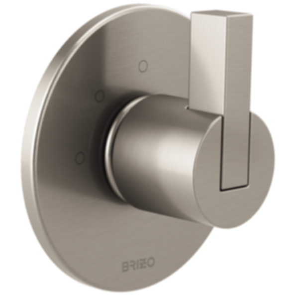 Litze™ 3-Function Diverter Trim - Less Handle T60835-PCLHP--HL933