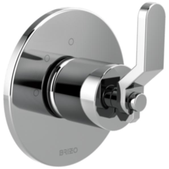 Litze™ 3-Function Diverter Trim - Less Handle T60835-PCLHP--HL934-PC