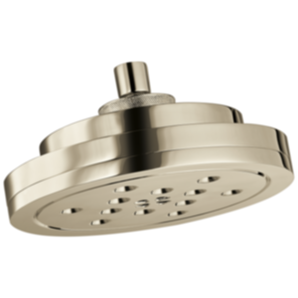 Litze™ 4-Function Raincan Showerhead with H2OKinetic® Technology 87435