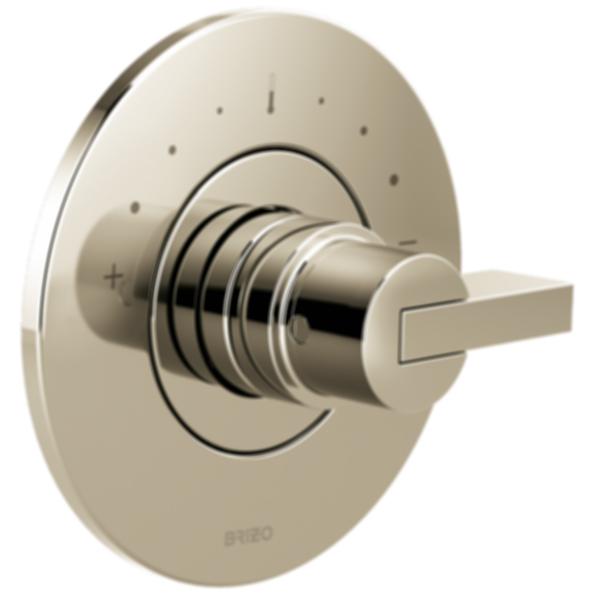 Litze™ Sensori® Thermostatic Valve Trim - Less Handle T66T035-PCLHP--HL6633