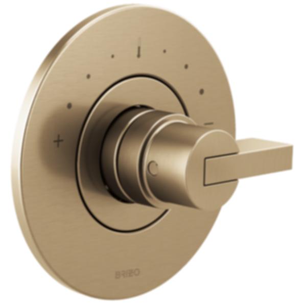 Litze™ Sensori® Thermostatic Valve Trim - Less Handle T66T035-PCLHP--HL6634