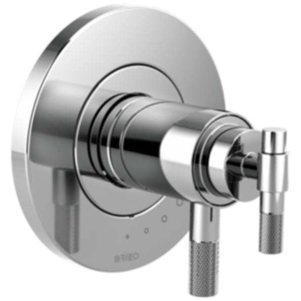 Litze™ TempAssure® Thermostatic Valve Trim - Less Handle T60035-PCLHP--HL6033-PC--R60000-UNBX