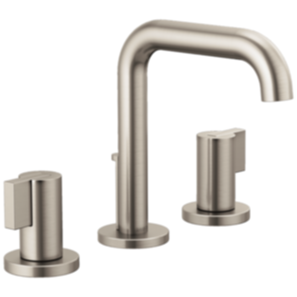 Litze widespread lavatory faucet less handles 65335lf for Bathroom faucets for less
