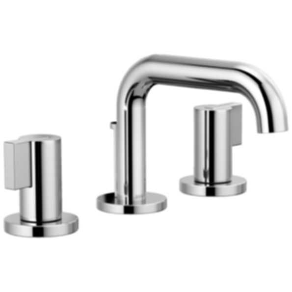 Litze widespread lavatory faucet less handles 65337lf for Bathroom faucets for less