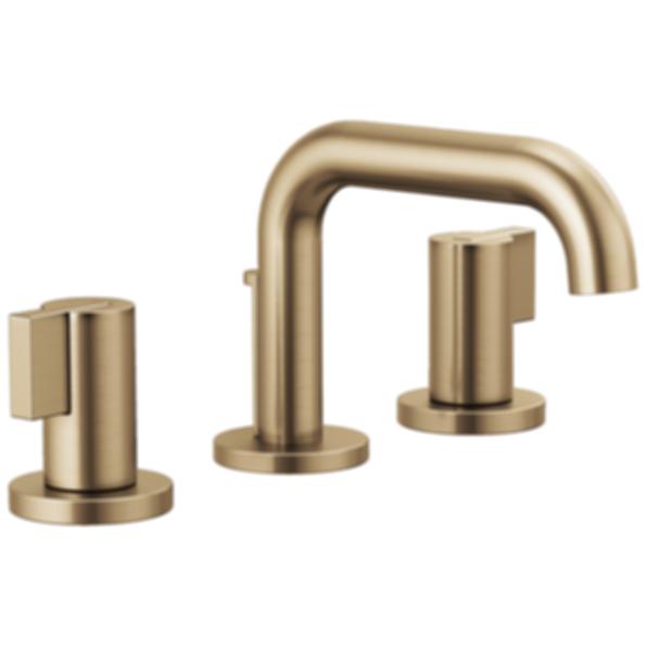 Litze™ Widespread Lavatory Faucet - Less Handles 65337LF-PCLHP--HL5332