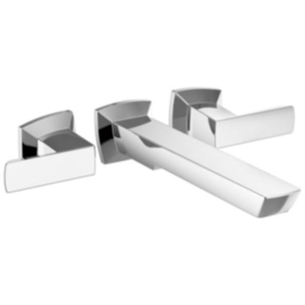 Vettis™ Two-Handle Wall Mount Tub Filler T70488