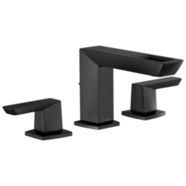Vettis™ Widespread Lavatory Faucet with Open-Flow Spout 65386LF-ECO