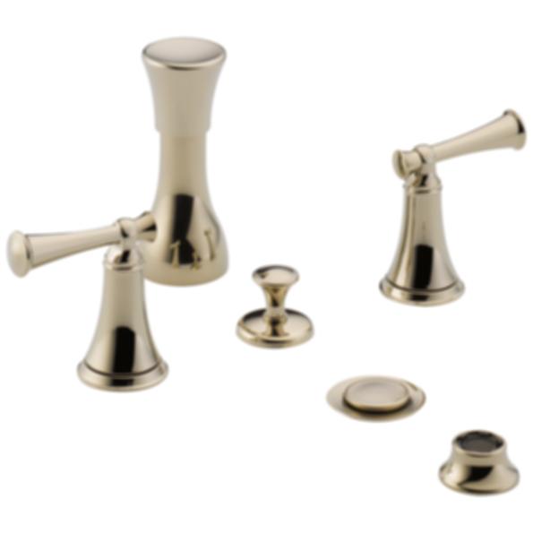 Baliza® 4-Hole Mount Bidet Faucet with Vacuum Breaker 68405-PCLHP--HL505