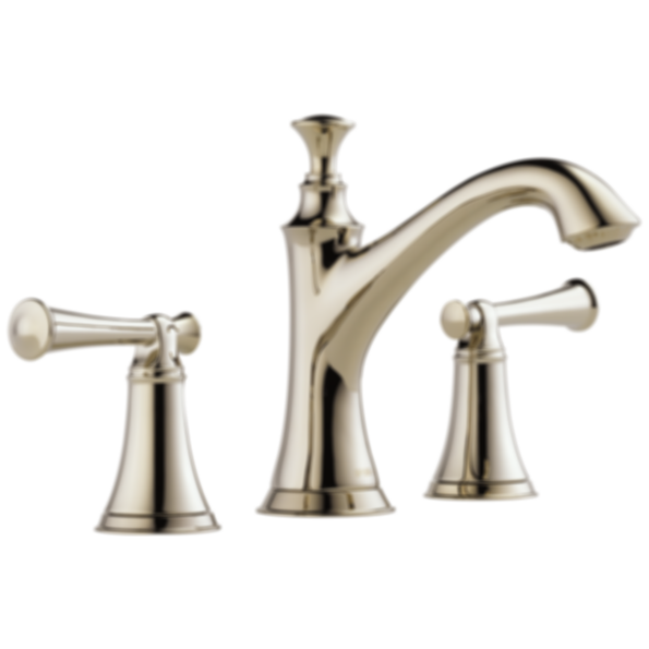 Baliza® Widespread Lavatory Faucet - Less Handles 65305LF-PCLHP--HL505