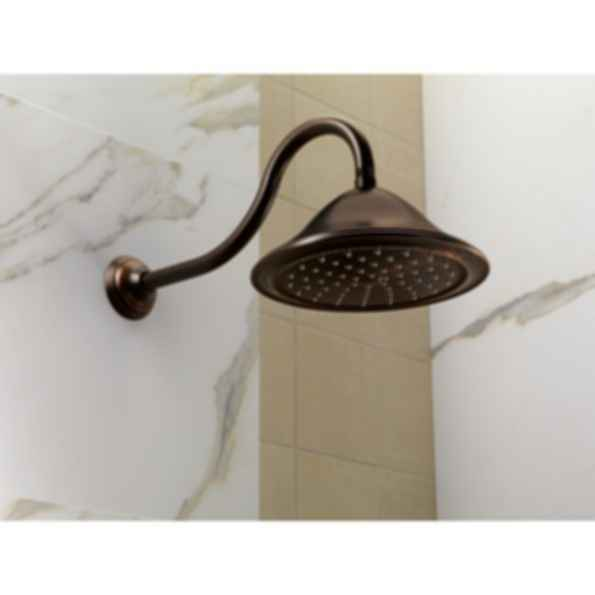 "Traditional 16"" Shower Arm and Flange RP54168"