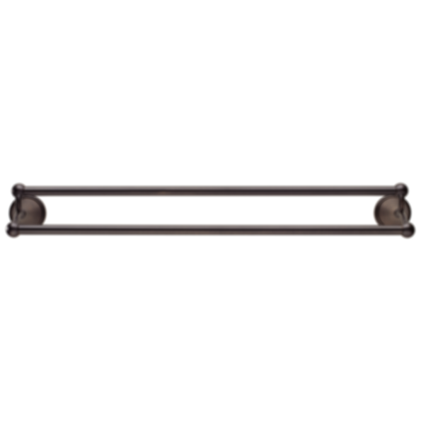 """Traditional 24"""" Double Towel Bar 69525"""