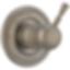 Traditional 3-Function Diverter Trim T60810