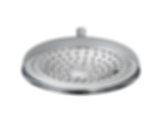 Traditional Ceiling Mount Raincan Showerhead 83310-ECO