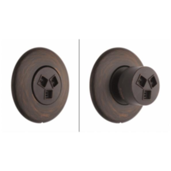 HydraChoice™ Max Round Trim T84613-PC--SH84101-PC--R84100