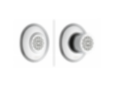 HydraChoice™ Max Round Trim T84613-PC--SH84103-PC--R84100