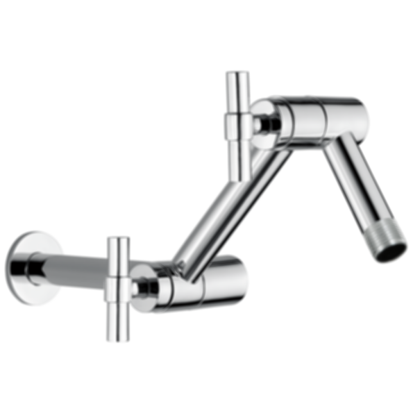 Litze™ Jointed Shower Arm and Flange RP81434
