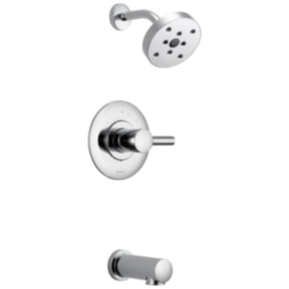 Euro Pressure Balance Tub/Shower Fixtures T60P420