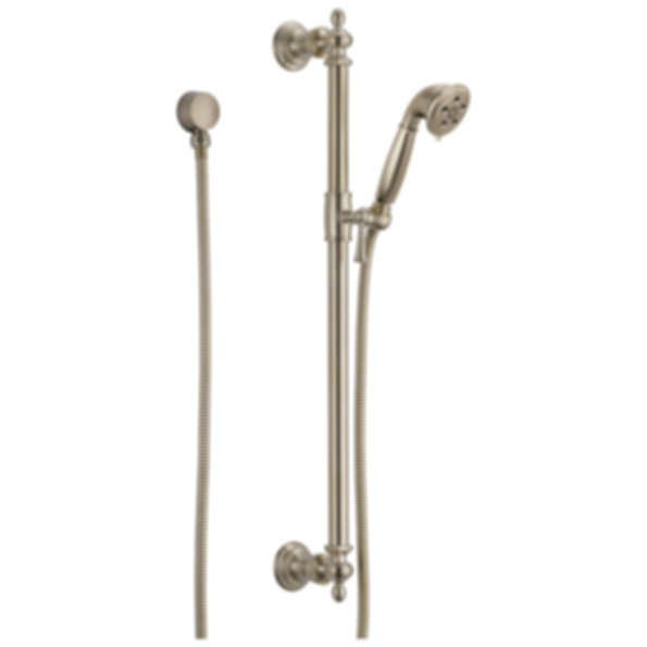 Traditional Hand Shower with Slide Bar 85710