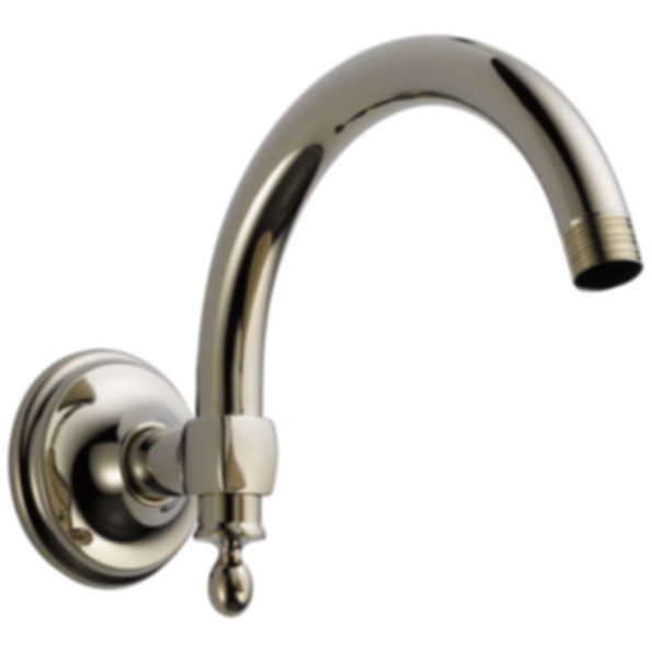 """Charlotte® 8"""" Shower Arm and Flange RP70909"""