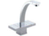 Loki® Two Handle Single Hole Lavatory Faucet 65172LF