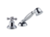 Providence™ Hand Shower for Roman Tub 6010-PCLHP--HK33H-PC--HK33C